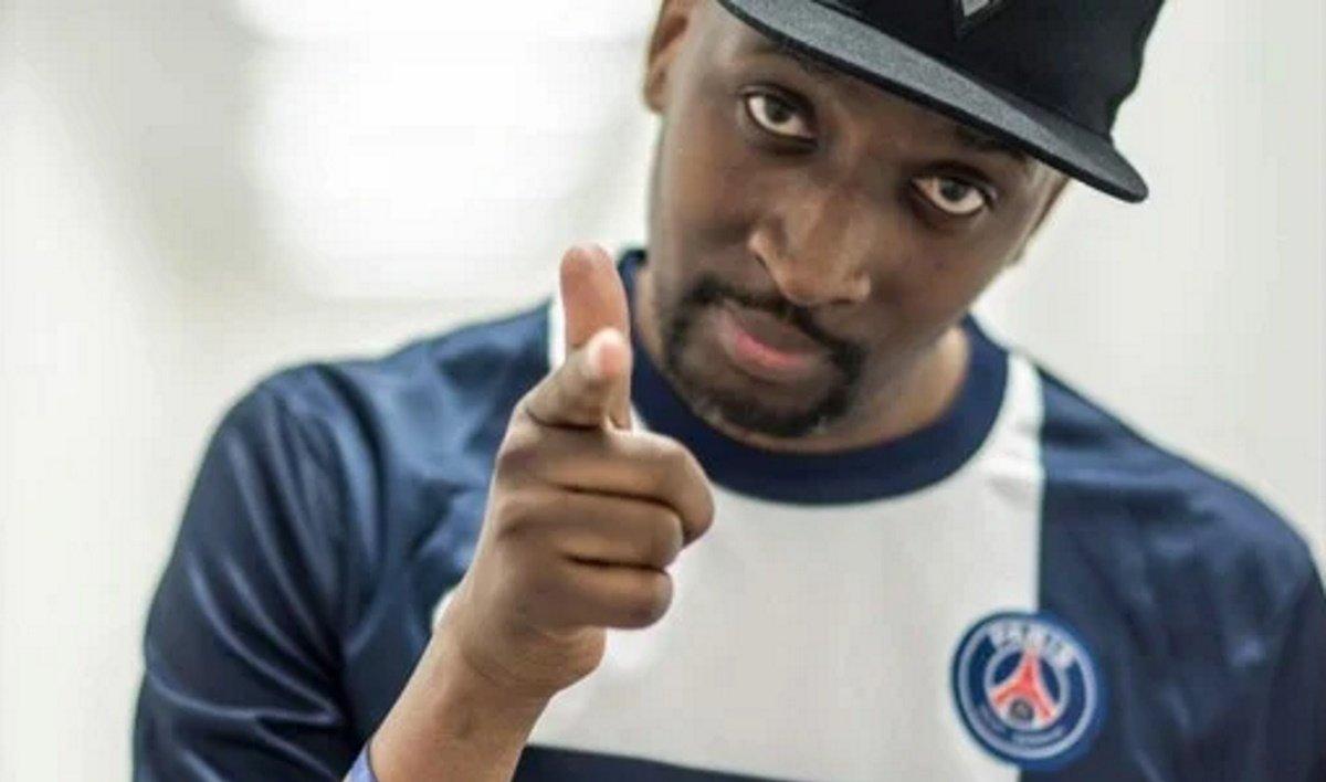 Ousmane-Sy, chorégraphe hip-hop